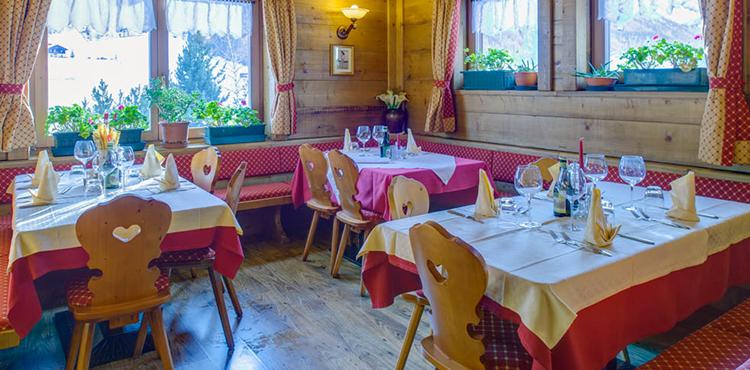 Livigno - Alberghi 3 stelle -Hotel Primula - Valtellina