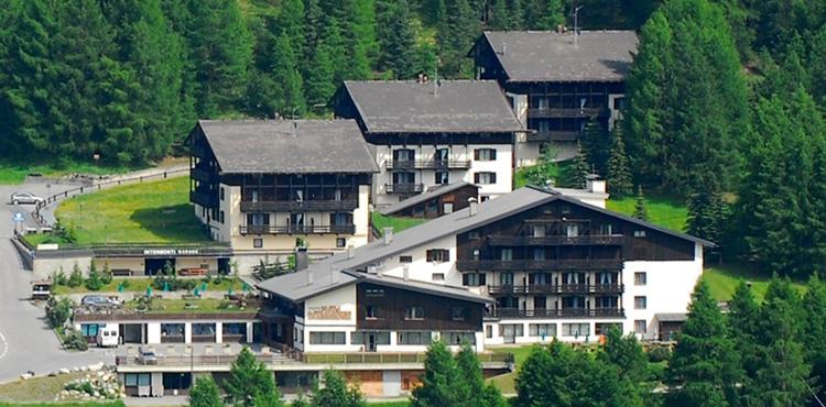 Hotel Quattro Stelle Livigno