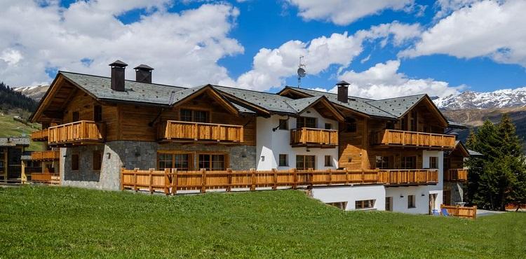 Appartamenti Vacanza Livigno Centro