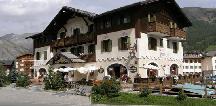 Livigno - Alberghi 3 stelle -Hotel Pontiglia - Valtellina