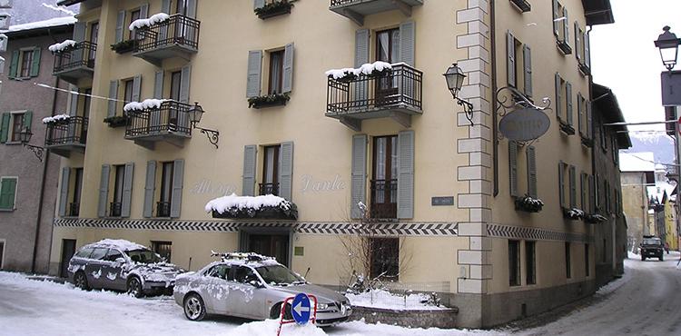 Bormio alberghi 2 stelle hotel dante valtellina for B b meuble dante bormio