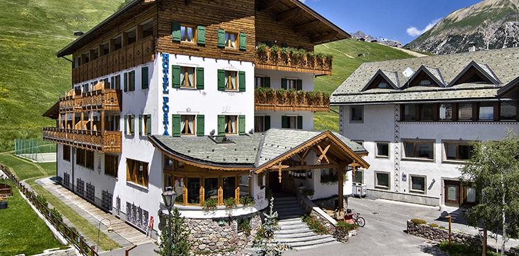 Hotel  Stelle Livigno