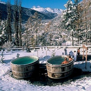 Parchi Termali - Terme Bagni Nuovi - Valtellina