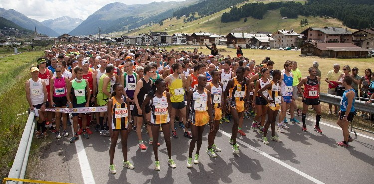 Sabato 21 luglio 2018, in Alta Valtellina, appuntamento con la Stralivigno, mezza maratona di corsa in montagna (21 km) che coinvolge migliaia di appassionati.