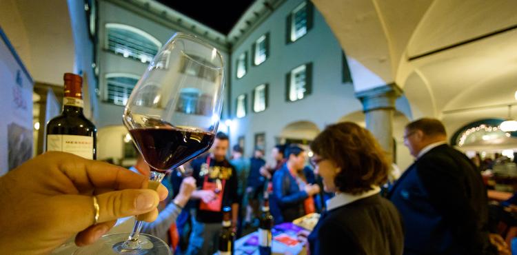 Eroico Rosso Sforzato Wine Festival 2017