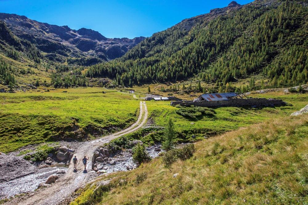 La Val Belviso, splendida vallata nel cuore delle Orobie