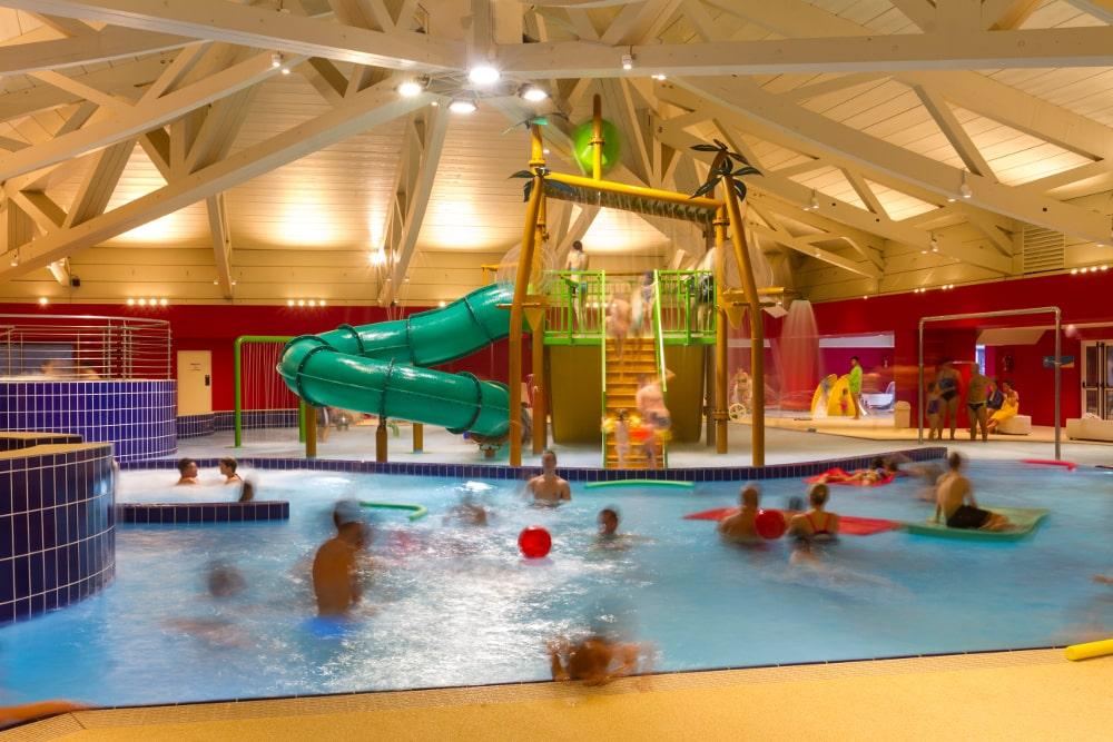 L'area Slide&Fun di Acquagranda a Livigno