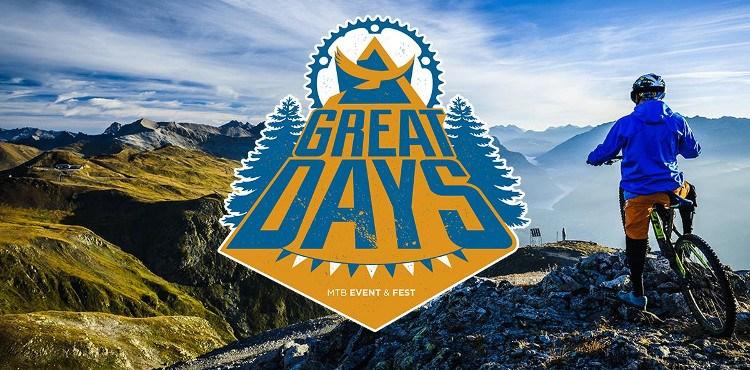 """Dal 13 al 15 luglio 2018, sulle piste di Carosello 3000 a Livigno, non perdere l'evento bike """"Great Days"""" con ospite speciale il grande Hans Rey"""