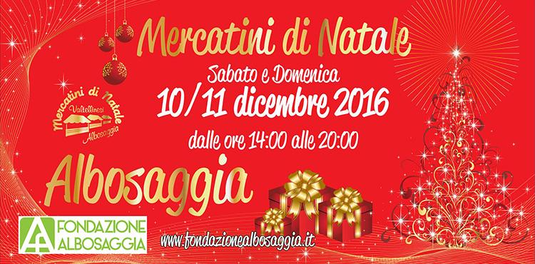 Mercatini di Natale in Valtellina