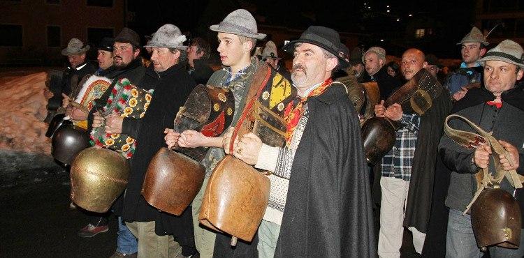 Sunà da Mars, la festa folkloristica più importante in Aprica, in programma per sabato 24 febbraio