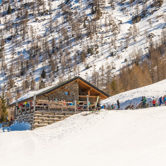 Choco Ski Tour