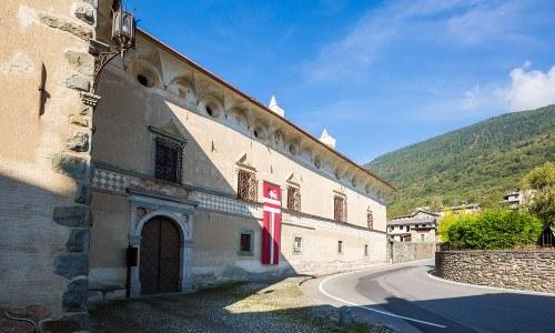 Palazzo Besta a Teglio (SO)