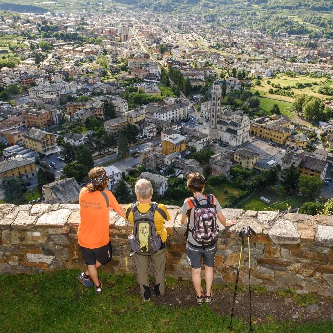 Pellegrinaggio Teglio-Tirano