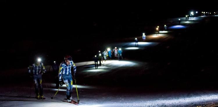 Il 2 marzo 2018, per il quarto anno consecutivo, appuntamento con Skialp Vallespluga, raduno notturno nel comprensorio sciistico della Valle Spluga