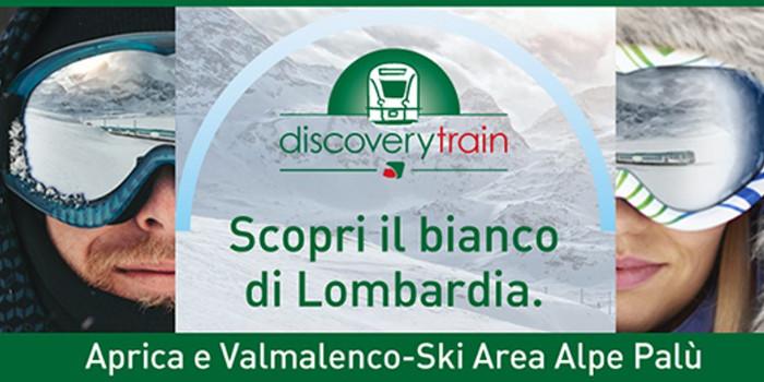 Inverno 2017/2018: approfitta dei treni della neve per raggiungere la Valtellina e sciare nelle bellissime piste di Aprica e Valmalenco. L'offerta prevede treno + navetta + skipass