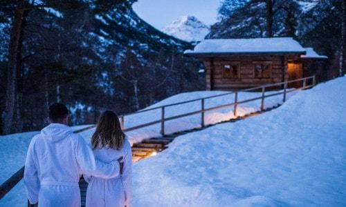 Capodanno in Valtellina è sinonimo di puro benessere: QC Terme propone per iniziare al meglio il 2018 la Notte d'Oro del Benessere