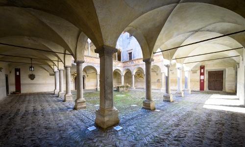 Palazzo Besta, a Teglio (SO)