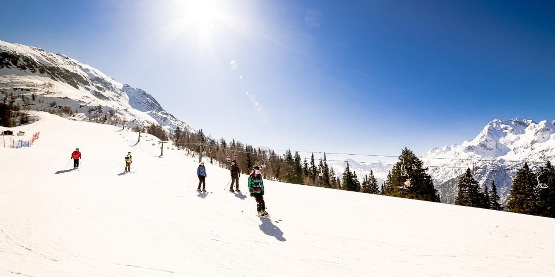 Apertura impianti Valtellina 2017/2018: al via ufficialmente dal primo dicembre la stagione sciistica in Valtellina. Scopri tutte le info sulle ski aree valtellinesi