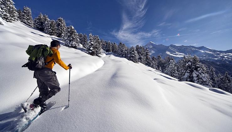 Lungo circa 6 km, il Sentiero dell'Ables è uno dei principali itinerari con le ciaspole in Valtellina, in Valfurva