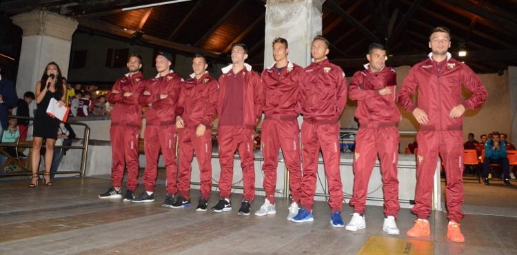 Il Torino Calcio in ritiro a Bormio