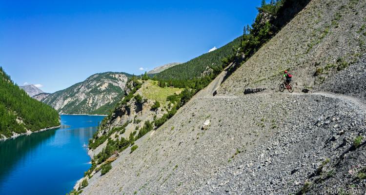 Valle del Gallo Lago di Livigno