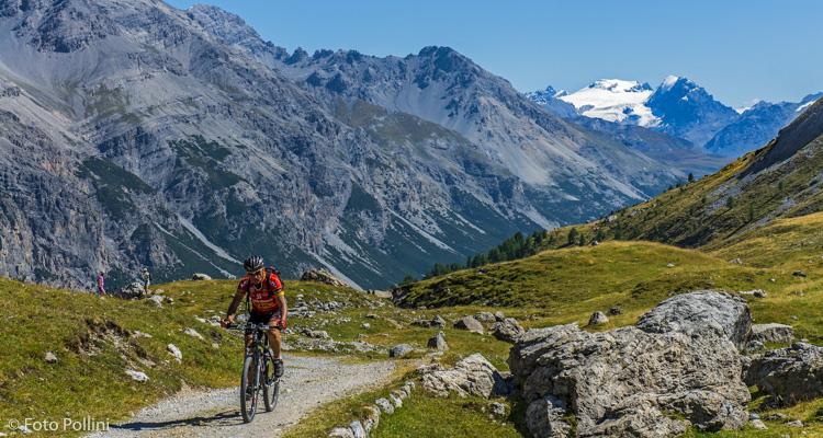 Salita al Passo Val Alpisella