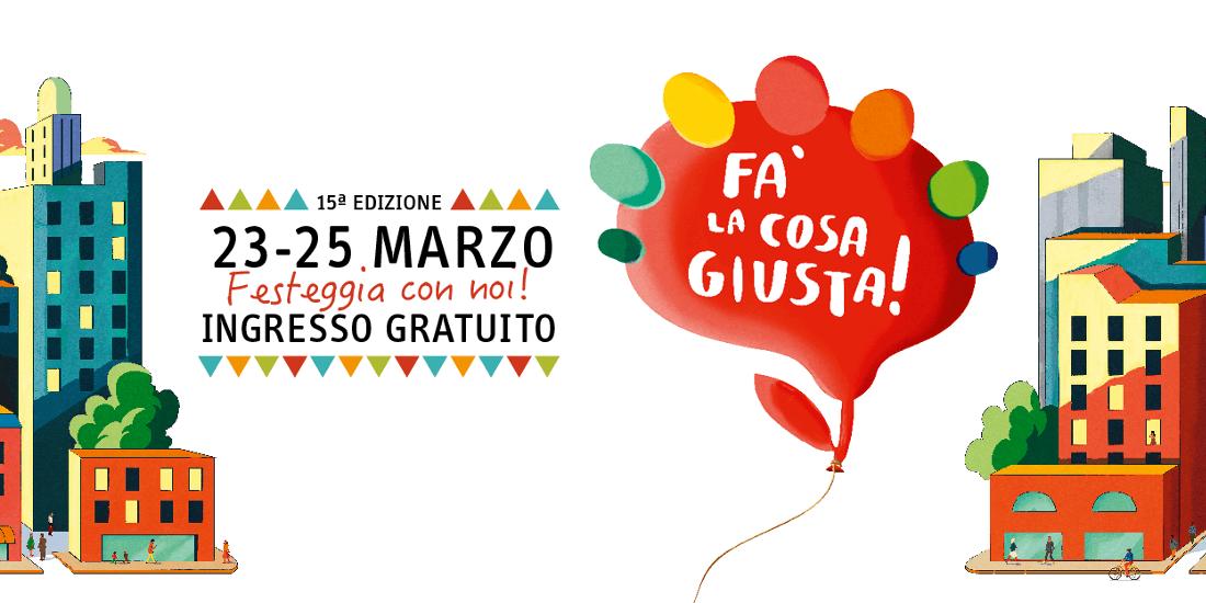 """Dal 23 al 25 marzo 2018 torna a Milano """"Fà la Cosa Giusta"""": la Valtellina presenta con un proprio stand il cicloturismo e l'ampia offerta green del territorio"""