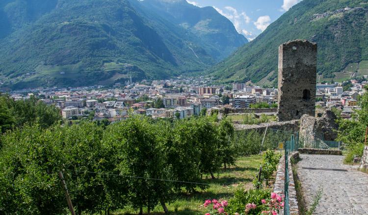 Il Castellaccio di Tirano