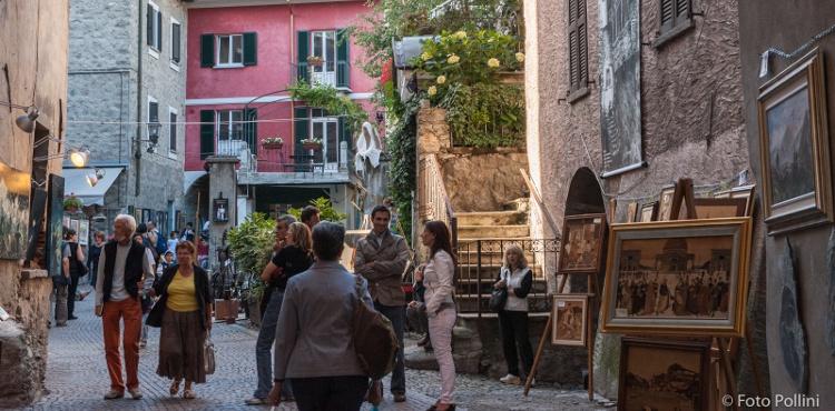 Il 14 e 15 luglio 2018, a Sondrio torna Scarpatetti Arte, esposizione artistica nello storico quartiere di Scarpatetti con numerose opere di artisti