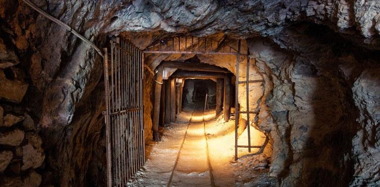 La Miniera della Bagnada, situata in Valmalenco (Valtellina)