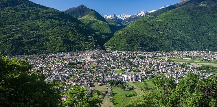 Morbegno Bassa Valle