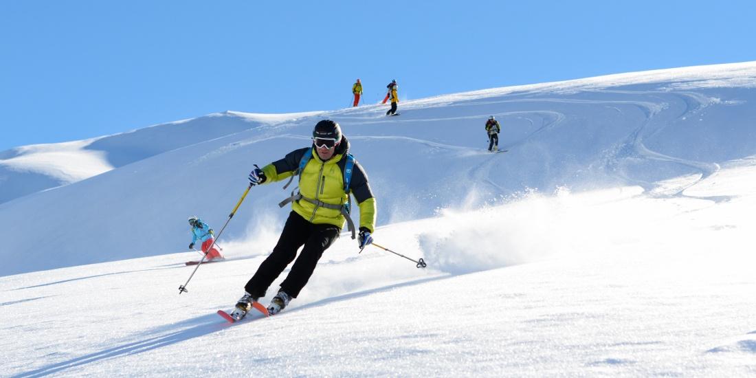Dal 1° al 22 dicembre 2017 e dal 7 aprile al 1° maggio 2018 approfitta della speciale offerta Skipass Free a Livigno