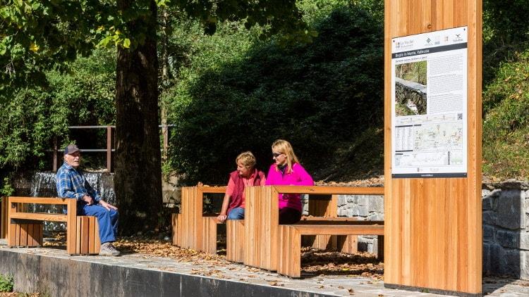 Scopri la Via dei Terrazzamenti, uno splendido itinerario ciclo-pedonale di 70 km in Valtellina che collega Tirano a Morbegno toccando paesaggi da favola