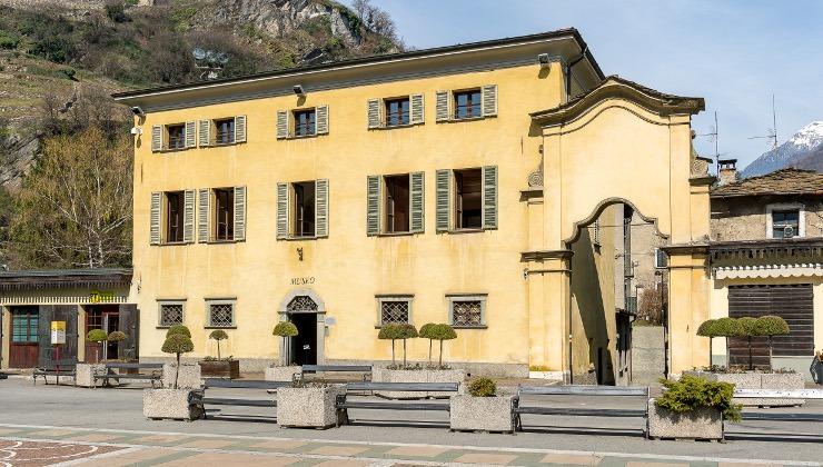 Il Museo Etnografico di Tirano documenta la cultura del mondo contadino e montanaro della Valtellina