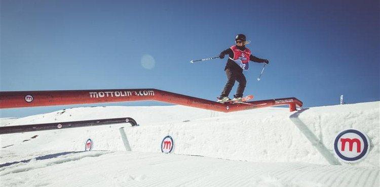Il 22 e 23 marzo 2018, lo Snowpark del Mottolino di Livigno ospita le gare maschili e femminili di Coppa Europa di freestyle