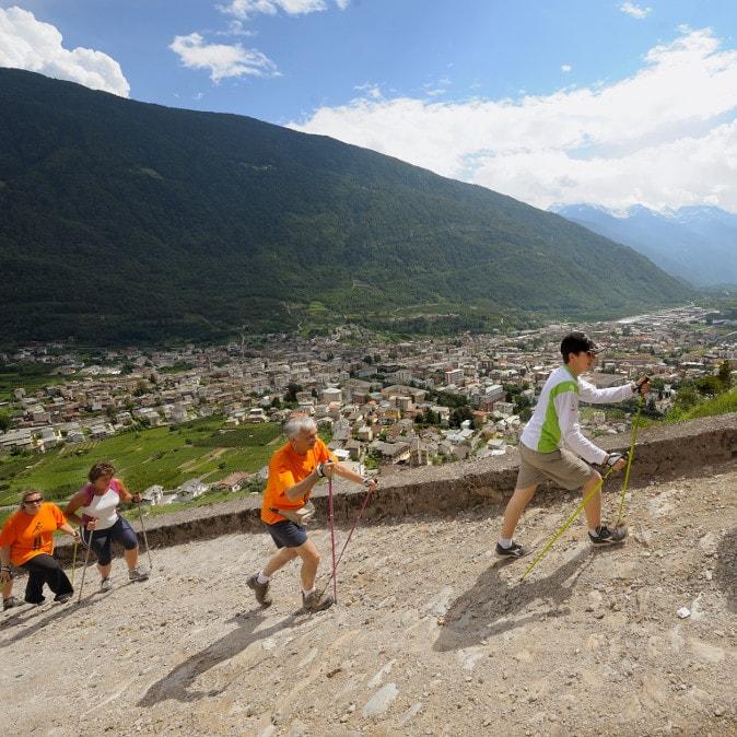 Walking Valtellina