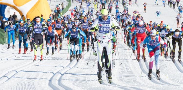 La Sgambeda di Livigno, granfondo di sci nordico in tecnica classica inserita all'interno del circuito Ski Classics, in programma sabato 2 dicembre 2017