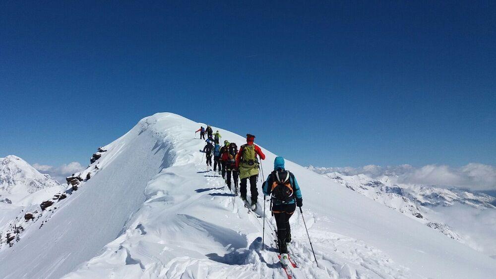 Dal 15 al 18 marzo 2018, in Valfurva, appuntamento con il 29° Raduno Internazionale di Sci Alpinismo Ortles - Cevedale