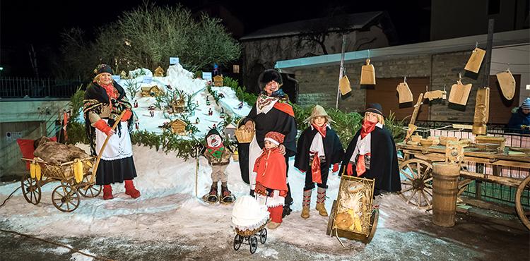Giovedì 15 febbraio 2018, in Aprica, torna il tradizionale appuntamento della Festa par i Sciori, la festa dell'ospite che fa rivivere le tradizioni e i sapori di un tempo