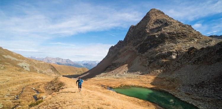 Sabato 2 giugno 2018 prima edizione della DoppiaW Ultra 60, skymarathon transfrontaliera di 60 km e con un dislivello + di 4.700 m dalla Valtellina alla Valposchiavo