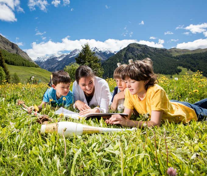 vacanze in famiglia in montagna