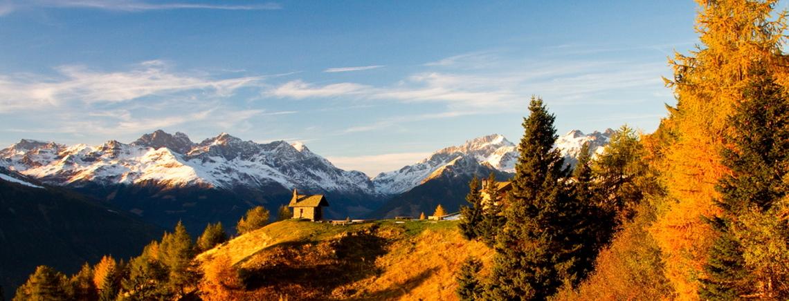 Autunno in Valtellina: 5 cose da fare